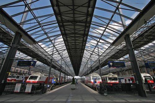 Центральний вокзал Гельсінкі