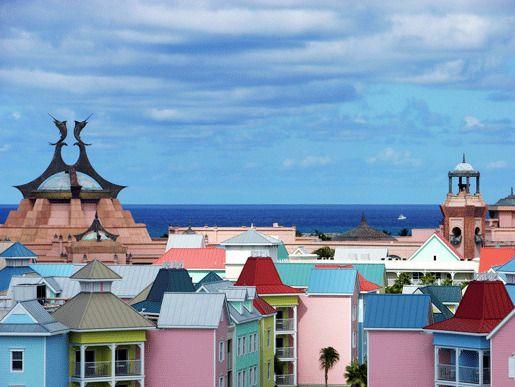 Остров Парадайз, Багамские острова