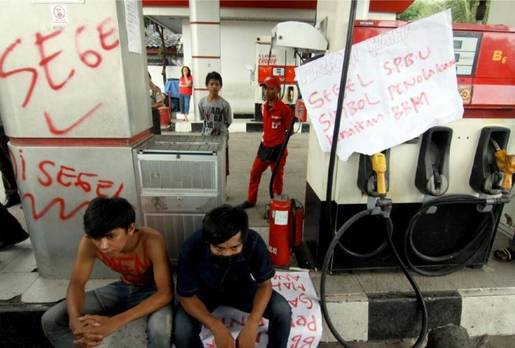 Инфляция Индонезия
