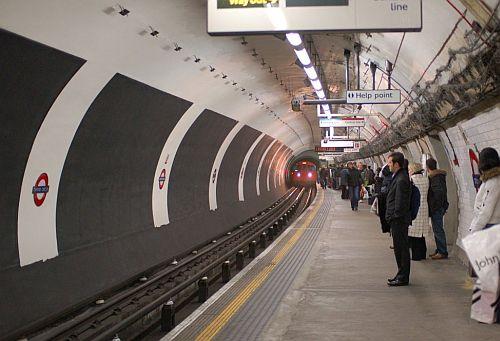 Лондонське метро