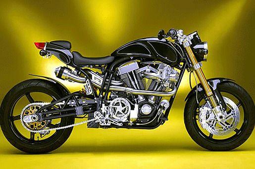 Мотоцикл - Ecosse Titanium
