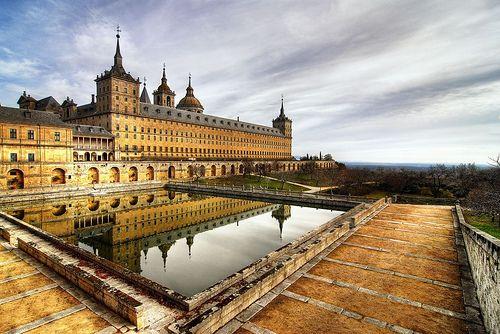 Ескориал - Королевский монастырь, Испания