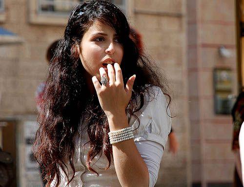 Девушки, Тель-Авив, Израиль