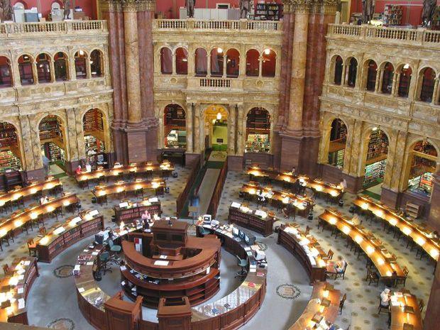 Бібліотека Конгресу США