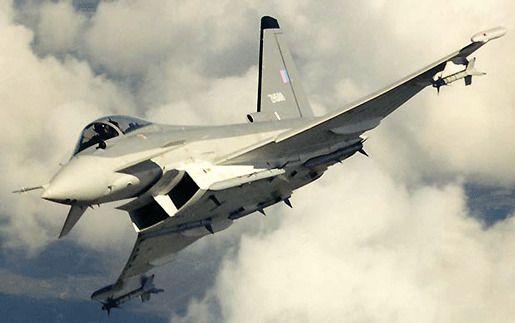самолет EADS