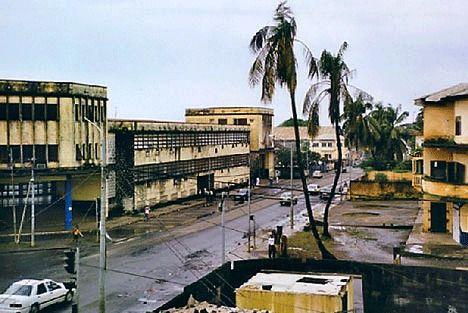 Блэк Бич, Малабо, Экваториальная Гвинея