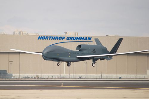 Northrop Grumman вертолет