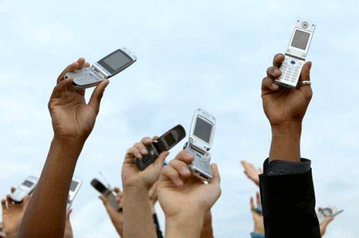 Куба: сотовые телефоны