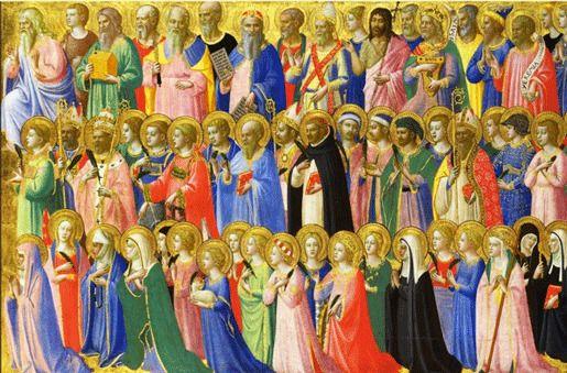День всех святых и День поминовения душ