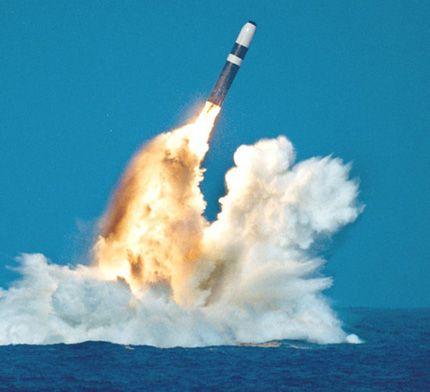 Ядерные ракеты (Nuclear missiles)