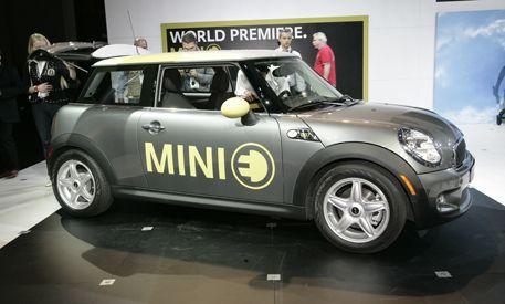2010 Mini E