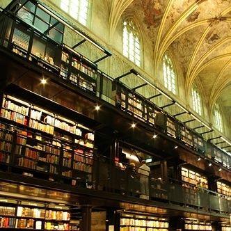 книгарня Boekhandel Selexyz Dominicanen