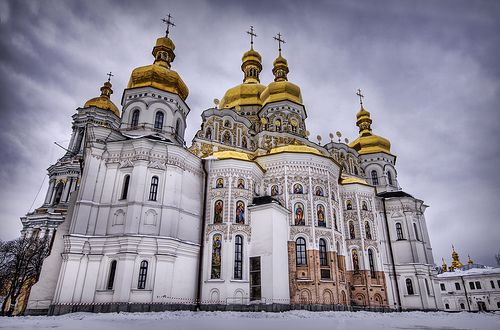 Киево-Печерская Лавра - Киев, Украина