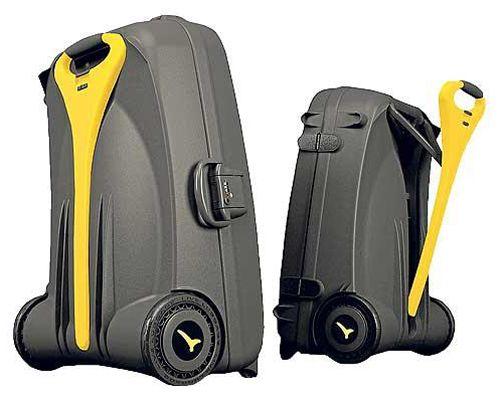 LiveLuggage suitcase