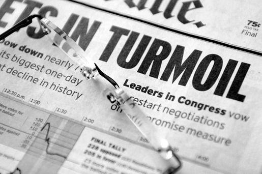 Экономическая и политическая нестабильность