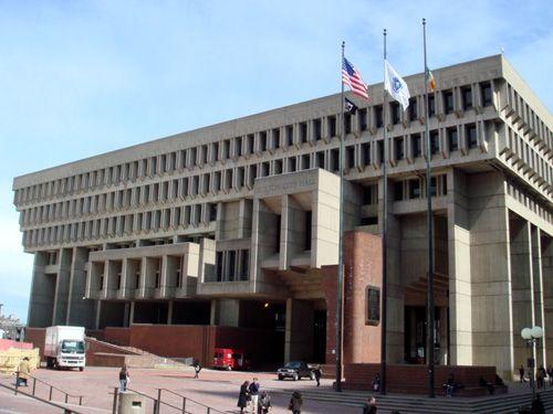 Бостонський муніципалітет, Бостон, США