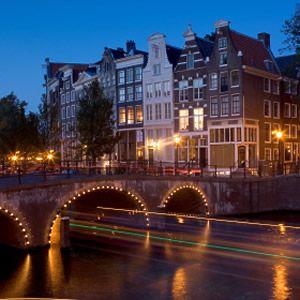 Амстердам - город греха
