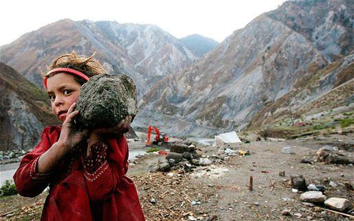 Землетрясение 2008 года в провинции Кашмир, Пакистан