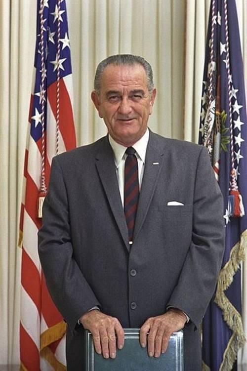 Линдон Бейнс Джонсон (Lyndon Baines Johnson)