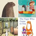 Лучшие книги-картинки для детей