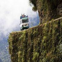 Найнебезпечніші дороги в світі