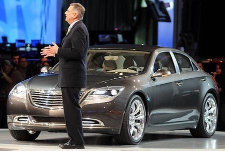 Chrysler 200C (концепт)
