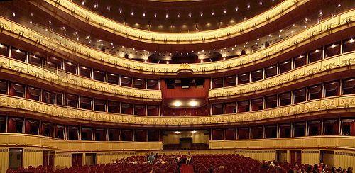 Государственный оперный театр в Вене