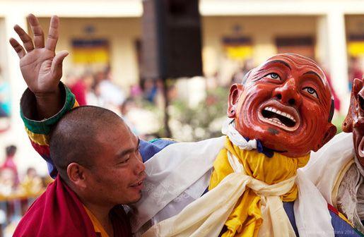 Непал эмоции