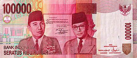 индонезийский рупий